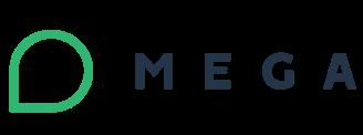 Logo MEGA responsive
